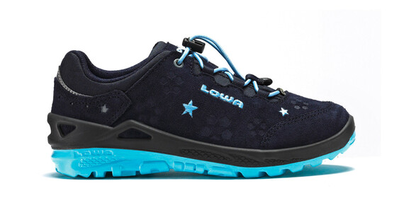Lowa Marie GTX Low Shoes Junior navy/eisblau